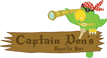 Captain Don's Logo