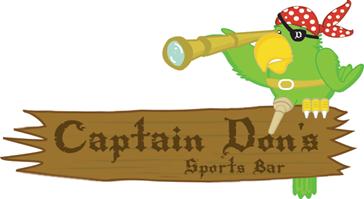 Captain Don's Logo