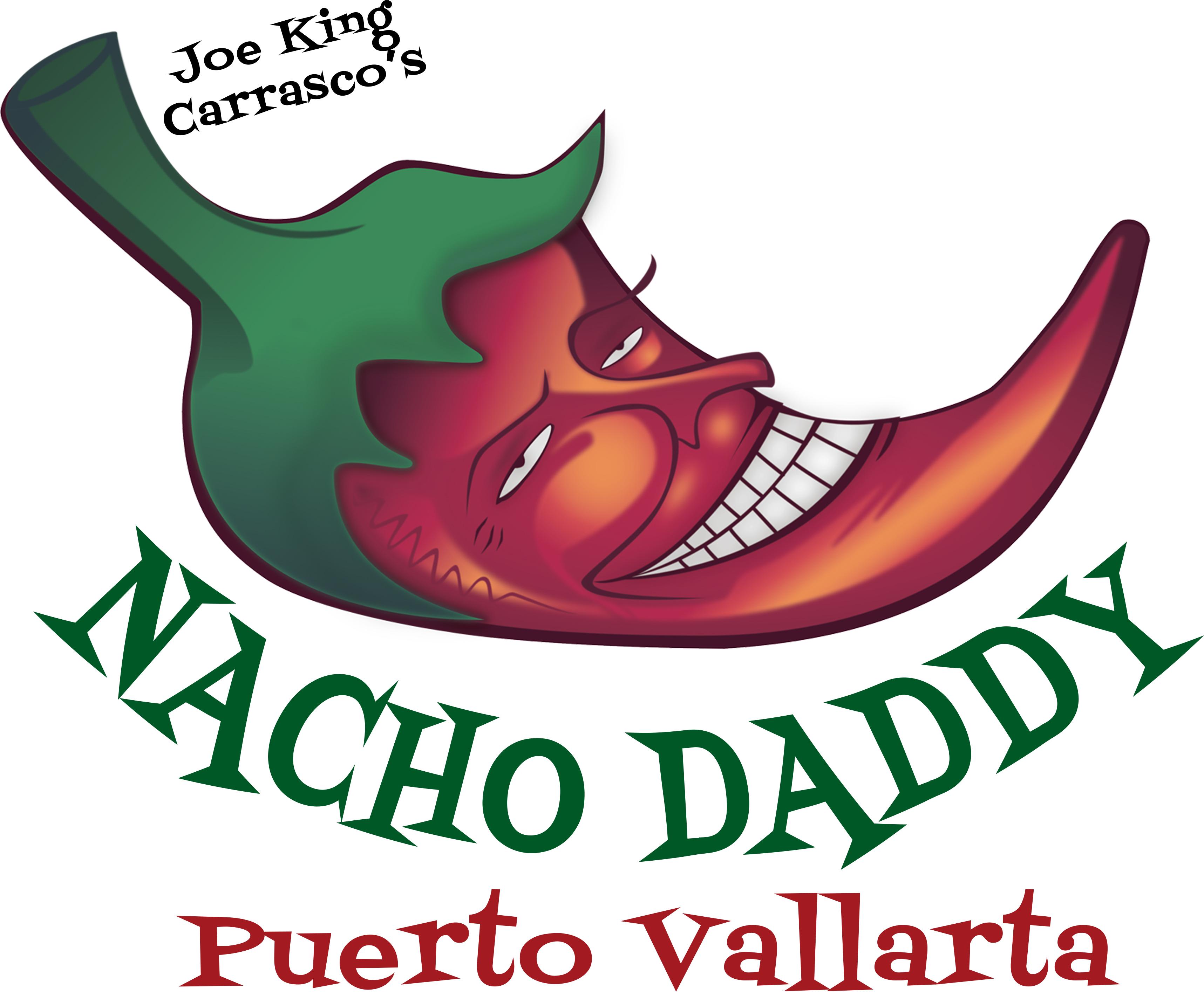 Nacho Daddy Vallarta logo